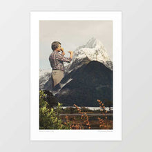 Load image into Gallery viewer, Majestic sculpture Art Print