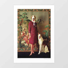 Load image into Gallery viewer, Portrait I Art Print