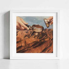 Load image into Gallery viewer, Barista County Art Print