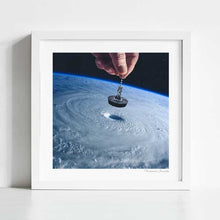 Load image into Gallery viewer, Down the drain Art Print