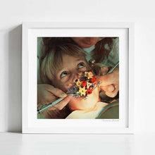 Load image into Gallery viewer, Oral floral Art Print