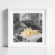 Load image into Gallery viewer, Pop the hood Art Print