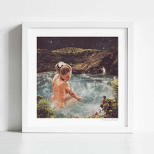 Load image into Gallery viewer, The Spa Art Print