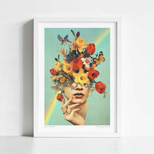 Load image into Gallery viewer, Baby's in bloom Art Print