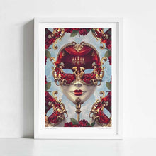 Load image into Gallery viewer, Floral Decadence Art Print