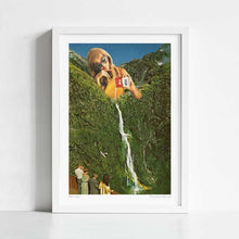 Load image into Gallery viewer, Milky falls Art Print