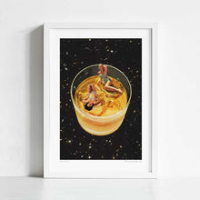 Load image into Gallery viewer, Whisky besties Art Print