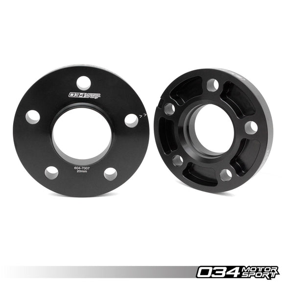 034 Motorsports VW/Audi 66.5MM Hubcentric Wheel Spacers