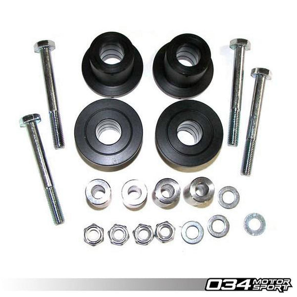 CONTROL ARM BUSHINGS, DELRIN, LARGE, SMALL CHASSIS