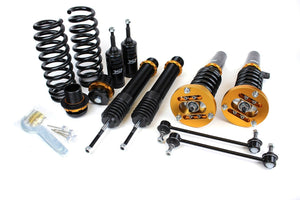 BMW E9x 325i/328i/330i/335i 06-11 ISC N1 Coilover Suspension - Street