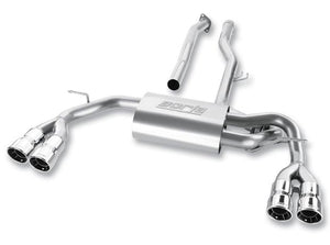 Borla 10-14 Genesis Coupe 2.0L Turbo ONLY AT/MT RWD 2DR Catback Exhaust