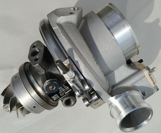 Borgwarner EGF 7064 Turbocharger Supercore - 560HP