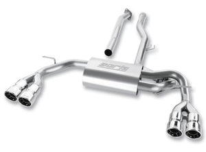 Genesis Coupe 2010-2014 Cat-Back Exhaust S-Type