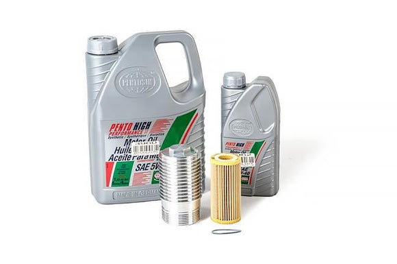 Complete Oil Service Kit with Cool Flow Filter Housing - 1.8T and 2.0T Gen3