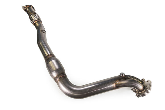2015-2018 SUBARU STI DOWNPIPE UPGRADE BY MAPERFORMANCE | RACE/CATTED/GESI OPTIONS