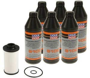 DSG Transmission Filter Kit with Liqui-Moly Fluid