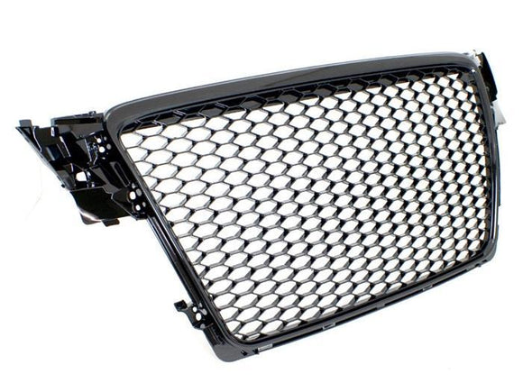 A4/S4 B8 RS4 Grille - Black - Pre Face Lift