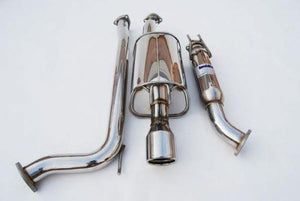 Invidia 06+ Civic Si 4dr Q300 Stainless Steel Cat-back Exhaust