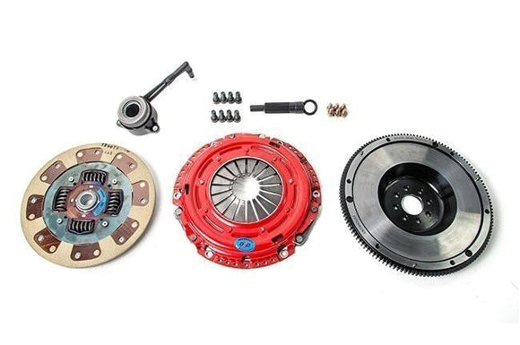 South Bend / DXD Racing Clutch 2015 Volkswagen GTI/R MK7 2.0T Stg 3 Endur Clutch Kit (w/ FW)