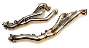 Status Gruppe Catless Headers - E46 BMW | M3 | Z4M | S54