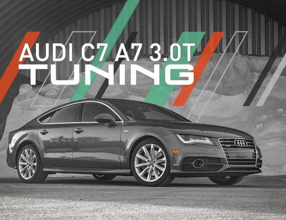 IE Audi C7 A7 Supercharged 3.0T Performance Tunes (2012+)