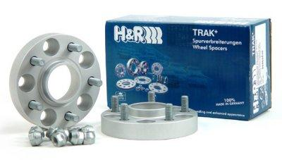 WHEEL ADAPTERS H&R | 5X112 TO 5X130 | 20MM THICK