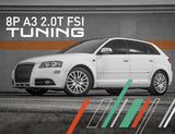 IE Audi MK2/8P A3 2.0T FSI Performance Tune (2006-2008)