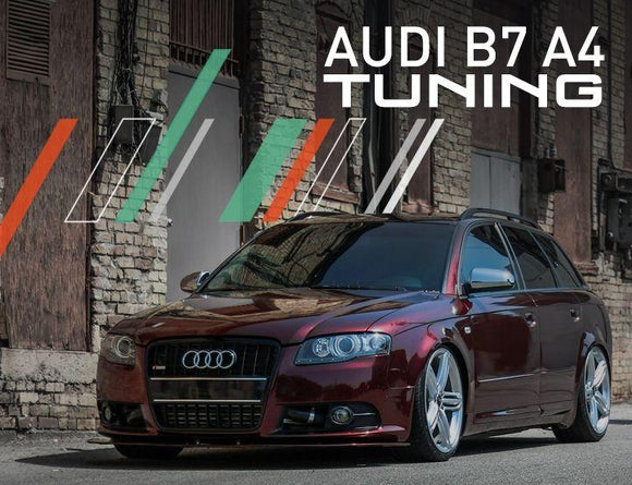 IE Audi B7 A4 Performance Tune (2005-2008)