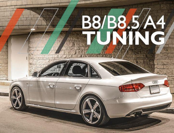 IE Audi B8/B8.5 A4 Performance Tune (2009-2015)