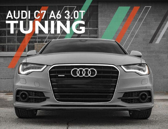 IE Audi C7 A6 Supercharged 3.0T Performance Tunes (2012+)