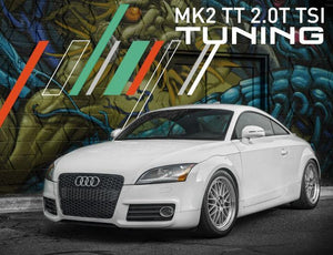 IE Audi TT MK2/8J 2.0T TSI Performance Tune (2010-2015)
