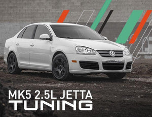 IE VW MK5 Jetta 2.5L Performance Tune (2006-2010)