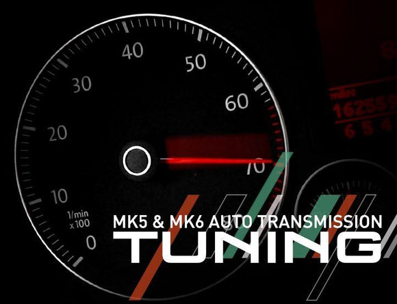IE VW MK5 & MK6 2.5L Automatic Transmission Tune (AQ250)