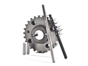 Dowel Pinned Timing Gear Kit for 2.1L Stroker Crank | Fits 1.8T 06A With TDI crank
