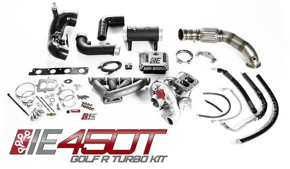 IE450T Big Turbo Kit for MK6 Golf R (Left Hand Drive)