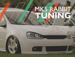 IE VW MK5 Rabbit 2.5L Performance Tune (2006-2009)