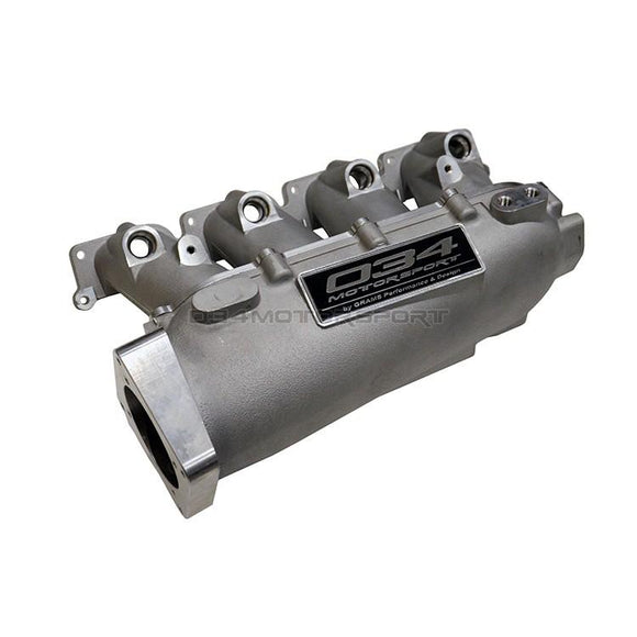 034MOTORSPORT HIGH FLOW INTAKE MANIFOLD, TRANSVERSE 1.8T, SMALL PORT