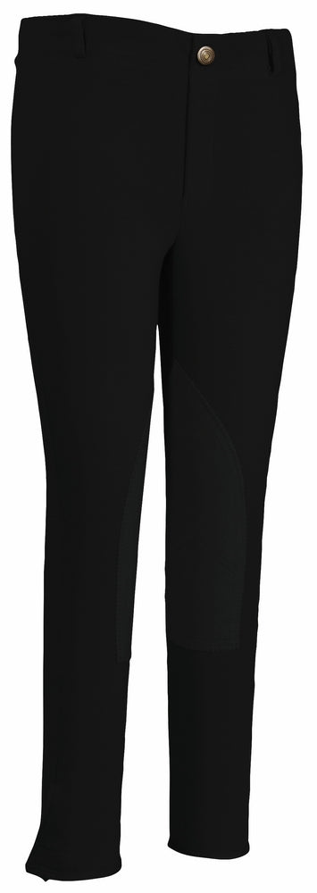 TuffRider Children's Cotton Lowrise Pull-On Breeches_1755
