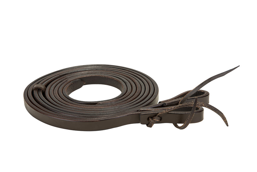 TuffRider Western Single Ply Harness Split Reins_5730