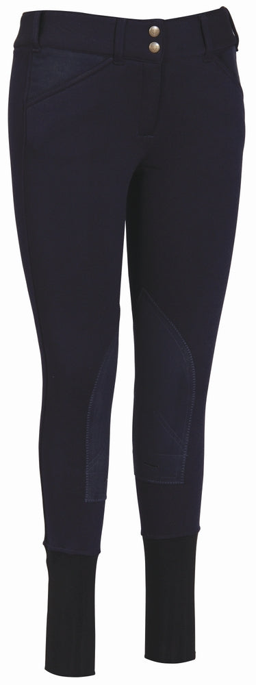 TuffRider Ladies Unifleece Front Zip Breeches_4750