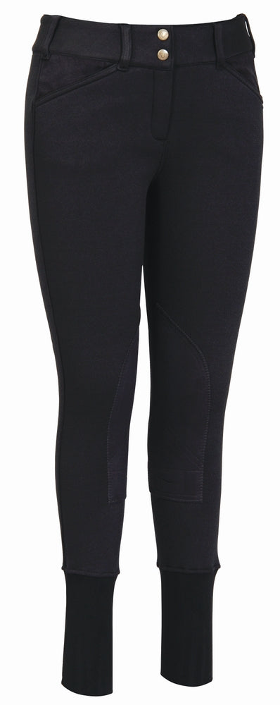 TuffRider Ladies Unifleece Front Zip Breeches_4751