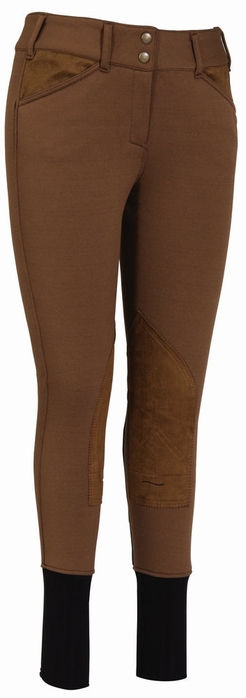 TuffRider Ladies Unifleece Front Zip Breeches_4752