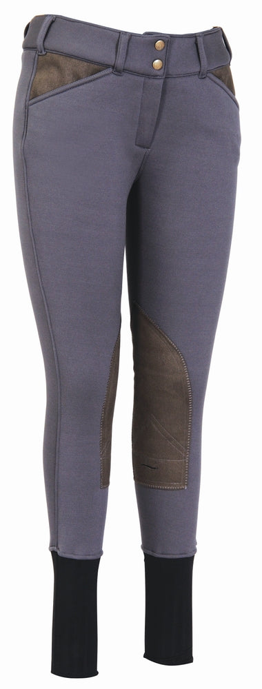 TuffRider Ladies Unifleece Front Zip Breeches_4753