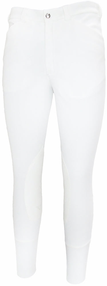 TuffRider Men's Ribb Patrol Knee Patch Breeches_566