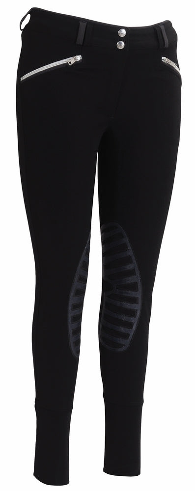 TuffRider Ladies Sprint Knee Patch Breeches_4768