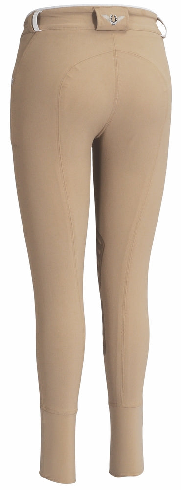 TuffRider Ladies Sprint Knee Patch Breeches_4770