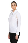 TuffRider Ladies Ventilated Technical Long Sleeve Sport Shirt_3