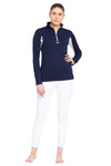 TuffRider Ladies Ventilated Technical Long Sleeve Sport Shirt_24