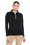 TuffRider Ladies Ventilated Technical Long Sleeve Sport Shirt_25