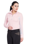 TuffRider Ladies Ventilated Technical Long Sleeve Sport Shirt_44